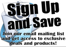 Join our email marketing list today!